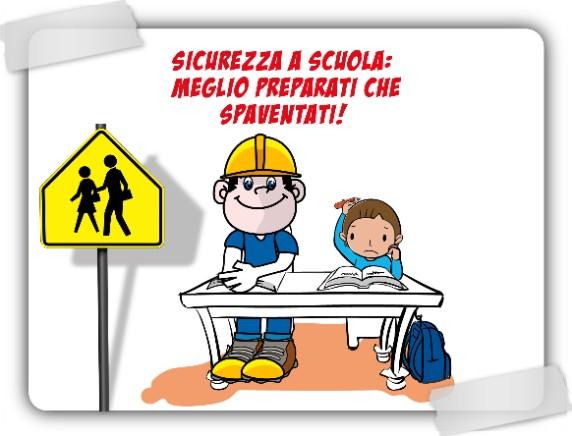 sicurezza a scuola