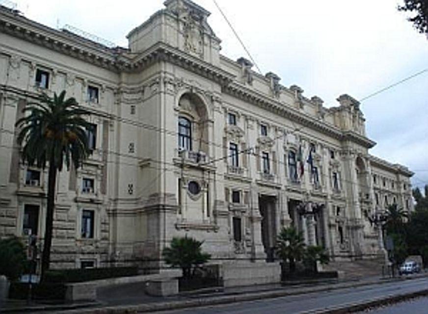 edificio ministero istruzione Roma